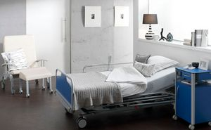 Chambre médicalisée, Hébergement
