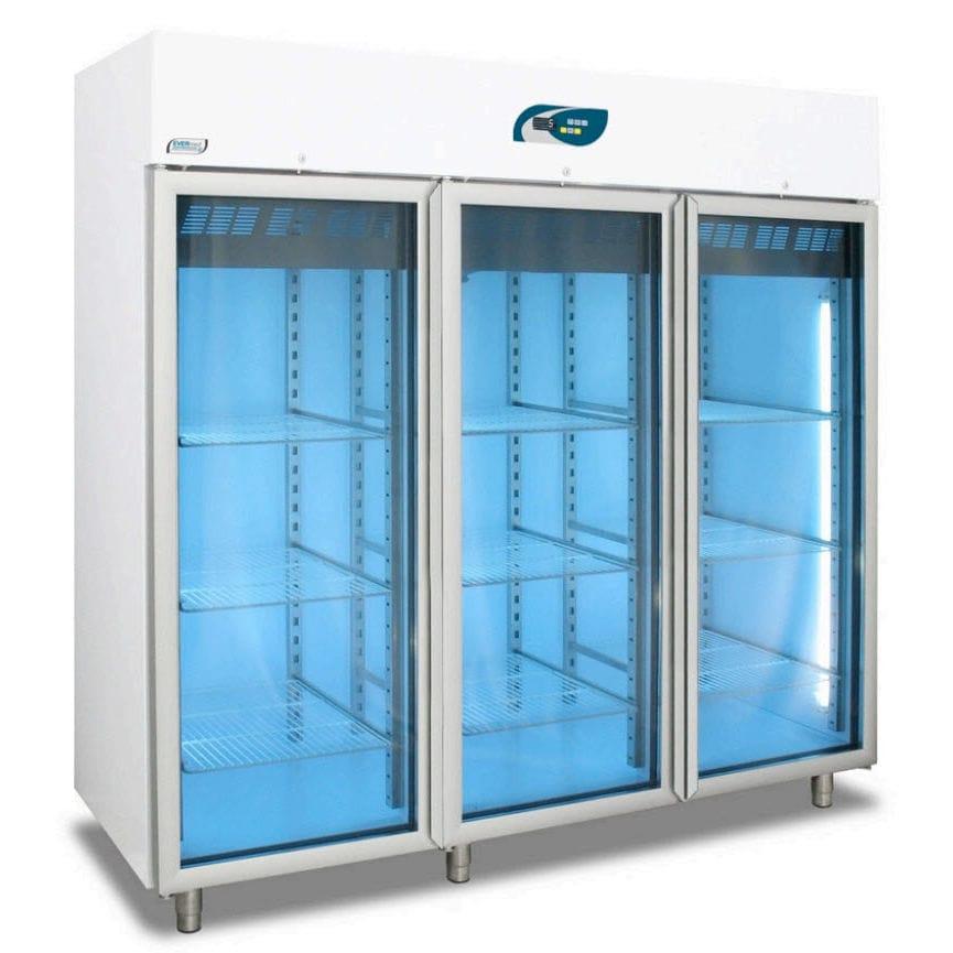 Réfrigérateur De Pharmacie De Laboratoire De Type Armoire - Refrigerateur 3 portes