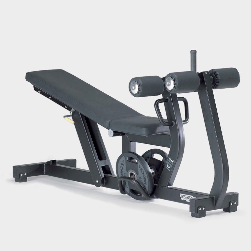 Banc De Musculation Crunch Abdominal Pure Strength Adjustable