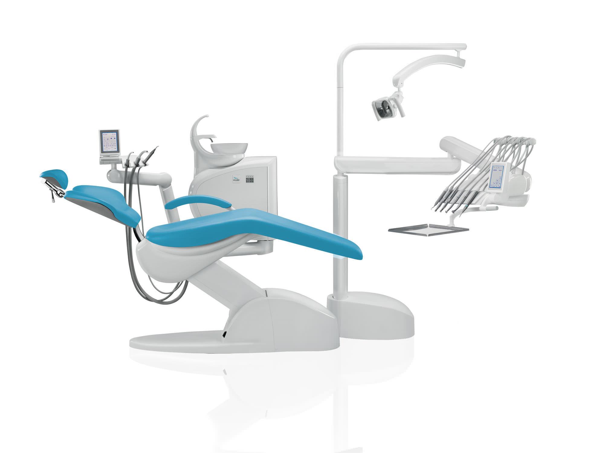 S Diplomat Dental Dentaire Éclairage r Unité Avec Dc350 oVidéos 0N8nwm