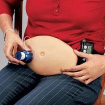 Simulateur pour injections / pour le diabète / pad
