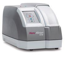 Analyseur d'hémoglobine glyquée POC / de paillasse