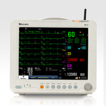 Moniteur multiparamétrique de transport / ECG / Oxy-CRG / PNI
