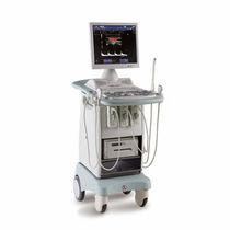 Échographe sur plateforme, compact / pour échographie polyvalente / doppler couleur / 3D/4D