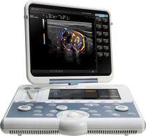 Échographe portable / pour échographie polyvalente / console intégrée