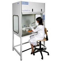 Hotte de laboratoire / de décontamination / d'aspiration chimique / sur pied