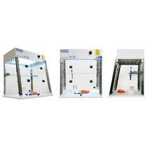 Cabine à flux laminaire / pour PCR / de paillasse