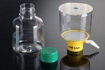 Filtre de laboratoire / pour liquide / sous vide / stérile