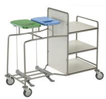 Chariot de transport / à linge sale / à linge propre