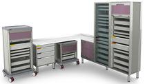 Armoire de stockage / d'hôpital / modulaire