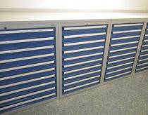 Armoire de stockage / pour stockage d'échantillons / pour échantillons de laboratoire / d'hôpital