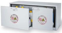 Armoire de sécurité / pour liquide inflammable / pour matières dangereuses / d'hôpital