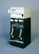 Armoire de stockage / pour lames de microscope