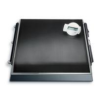 Plateforme de pesée électronique / pour fauteuils roulants / de dialyse / avec affichage numérique