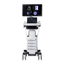 Échographe sur plateforme / pour échographie polyvalente / noir et blanc / élastographie