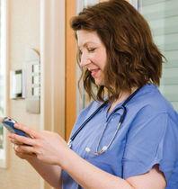 Logiciel de gestion des alertes / de visualisation / pour communication / clinique