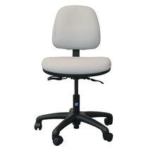 Chaise de bureau / sur roulettes / à hauteur variable / pneumatique