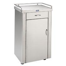 Armoire de stockage / d'hôpital / avec tiroir / 1 porte
