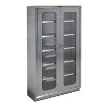 Armoire de stockage / de salle d'opération / avec étagère / 2 portes