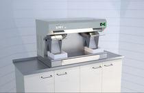 Appareil de polissage pour laboratoires dentaires