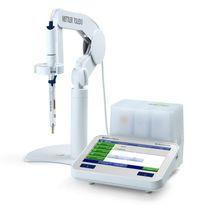 PH-mètre de laboratoire / de paillasse / avec conductimètre