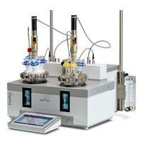Station de réaction de laboratoire / refroidissante / chauffante / de synthèse parallèle