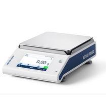 Balances de laboratoire de précision / électroniques / avec affichage numérique / portables