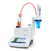 Titrateur potentiométrique / de laboratoire / avec écran tactile / avec USB