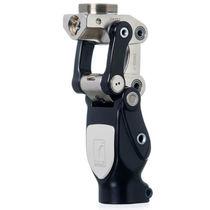 Prothèse externe de genou polycentrique / à contrôle de phase d'appui / à verrou manuel / 1