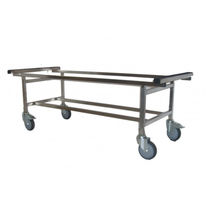 Chariot mortuaire / porte-cercueil