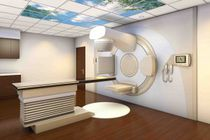 Cloison de radioprotection pour radiothérapie