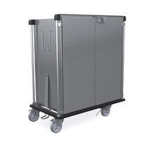 Armoire de stockage / de stérilisation / pour articles stériles / avec porte