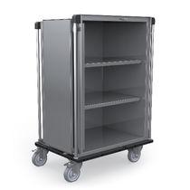 Armoire de stockage / pour articles stériles / avec étagère / avec porte