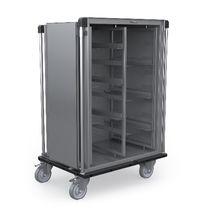 Armoire de stockage / pour articles stériles / pour matériel de stérilisation / avec porte