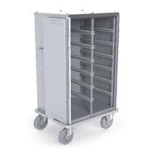 Armoire de stockage / pour instruments / pour articles stériles / 2 portes