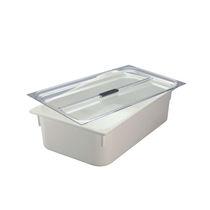 Conteneur de déchets contaminés / autoclavable / en polypropylène