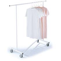 Chariot de transport / porte-vêtements