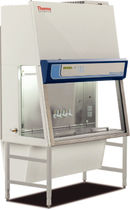 Poste de sécurité microbiologique classe II / type A2 / pour la recherche scientifique / sur pied