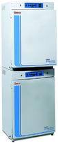 Incubateur de laboratoire à CO2 / sur pied / double chambre / 2 portes