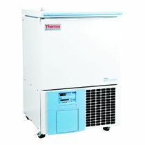 Congélateur de laboratoire / coffre / ultra basse température / 1 porte