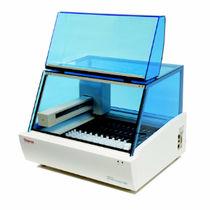 Système de préparation d'échantillons pour histologie / de tissus / automatique / par coloration