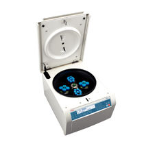 Centrifugeuse de laboratoire / de paillasse / compacte / haute performance