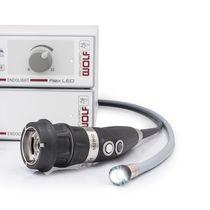 Tête de caméra pour endoscopes / HD / avec éclairage LED