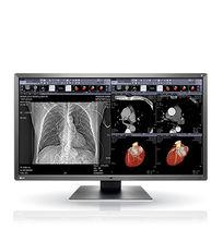 Écran pour imagerie médicale / LCD / à rétroéclairage LED / haute luminosité