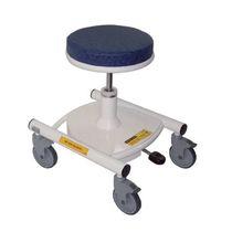 Tabouret pour cabinet médical / à hauteur variable / hydraulique