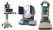 Scanner CT / pour tomographie crânienne / 8 coupes / mobile