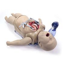 Simulateur patient pour chirurgie cardiaque / pour chirurgie thoracique / corps entier