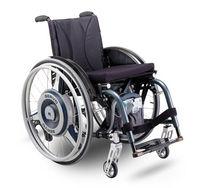 Motorisation pour fauteuil roulant électrique / arrière