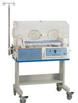 Incubateur néonatal sur roulettes