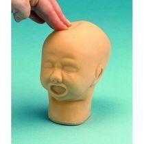 Mannequin de formation de palpation crânienne / de foetus / tête